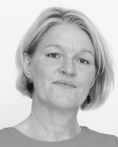 Charlotte Kalin porträtt