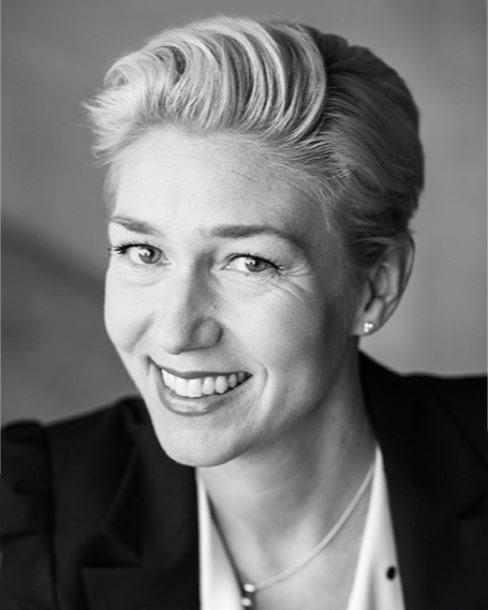 Jennie Cato porträtt