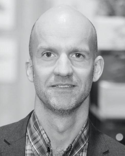 Jesper Öhrn porträtt