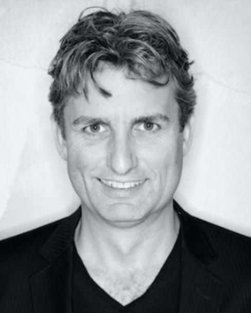 Johan Ödmark porträtt