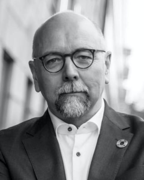 Magnus Höij porträtt