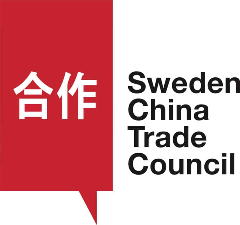 Sweden China Trade Council logga